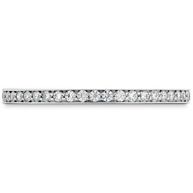 Hearts on Fire 0.15 ctw. Adoration Diamond Band in 18K White Gold