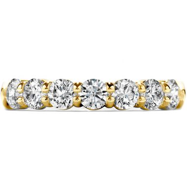 Hearts on Fire 1.25 ctw. Seven-Stone Band in 18K Yellow Gold