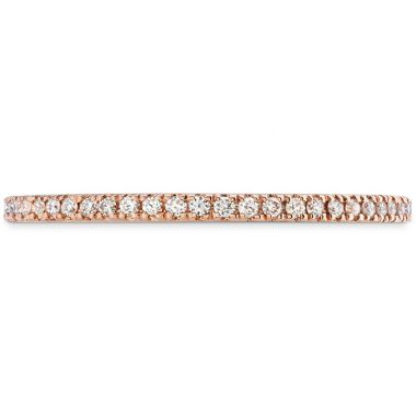 Hearts on Fire 0.23 ctw. HOF Classic Eternity Band in 18K Rose Gold