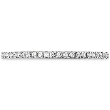 Hearts on Fire 0.23 ctw. HOF Classic Eternity Band in 18K White Gold