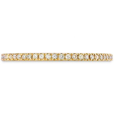 Hearts on Fire 0.21 ctw. HOF Classic Eternity Band in 18K Yellow Gold