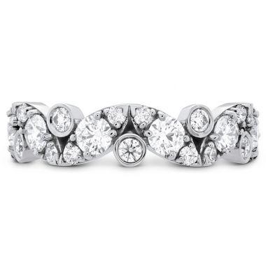 Hearts on Fire 1.2 ctw. HOF Regal Bezel Diamond Ring in 18K Rose Gold