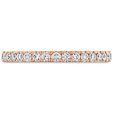 Hearts on Fire 0.32 ctw. Juliette Diamond Band in 18K Rose Gold