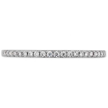 Hearts on Fire 0.15 ctw. Lorelei Diamond Band in 18K White Gold