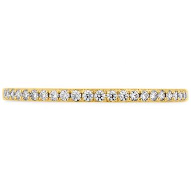 Hearts on Fire 0.15 ctw. Lorelei Diamond Band in 18K Yellow Gold