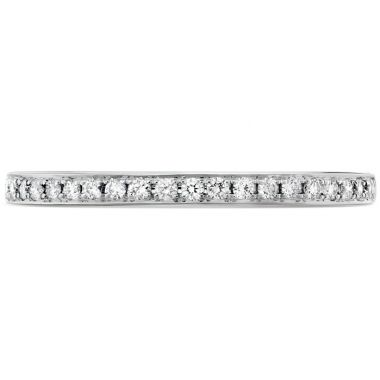 Hearts on Fire 0.15 ctw. Optima Diamond Band in 18K White Gold