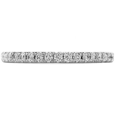 Hearts on Fire 0.3 ctw. Repertoire Select Wedding Band in 18K White Gold