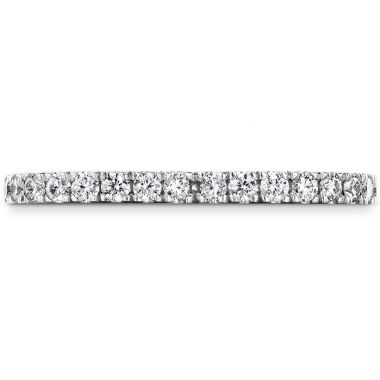 Hearts on Fire 0.72 ctw. Signature Petal Eternity Band in Platinum