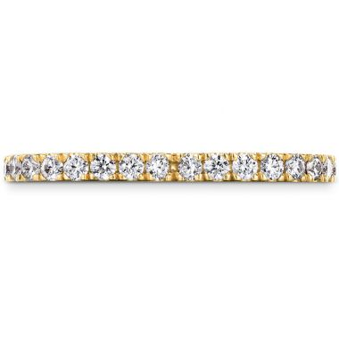 Hearts on Fire 0.59 ctw. Signature Petal Eternity Band in 18K Yellow Gold