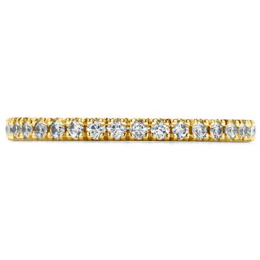 Hearts on Fire 0.25 ctw. Transcend Wedding Band in 18K Yellow Gold