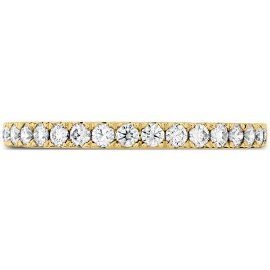 Hearts on Fire 0.35 ctw. Transcend Premier Diamond Band in 18K Yellow Gold